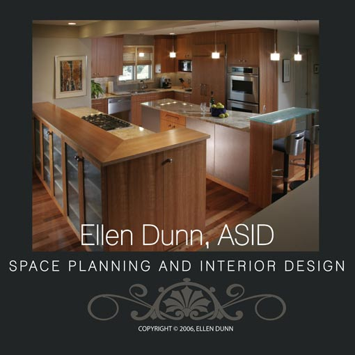 Ellen Dunn ASID Space Planning and Interior Design