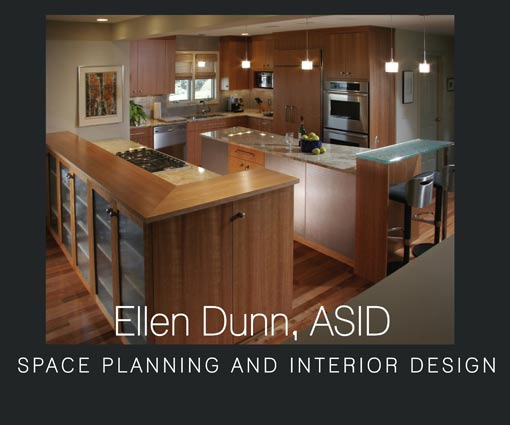 Ellen dunn asid space planning interior design for Ellen brotman interior designs